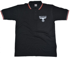 Poloshirt Gott mit uns K55