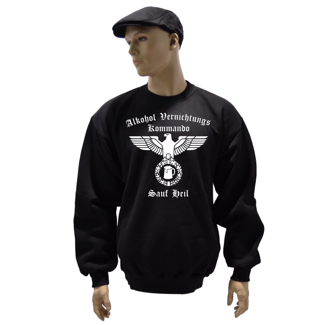 Sweatshirt Alkohol Vernichtungs Kommando G305 RAC bei Thorshop