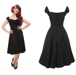 Petticoatkleid/Rock n Roll Kleid Dolores Doll Collecti
