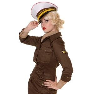 Military Jacke/Miltitärbluse/ Damenjacke Rockabilly Collectif