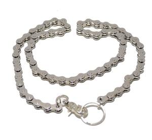 Schlüssel- oder Geldbörsenkette / Fahrradkette
