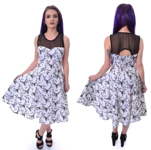 Rockabilly Kleid Vixxsin