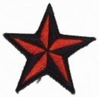 Aufnäher Stern