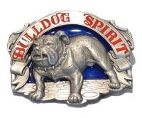 Gürtelschnalle Bulldog Spirit