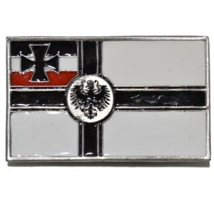 Gürtelschnalle Reichskriegsflagge - Kaiserreich