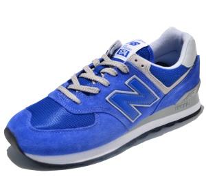 New Balance Classic Laufschuhe ML574ERB in Farbe royalblau