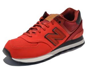 New Balance Laufschuhe ML574GPE rot