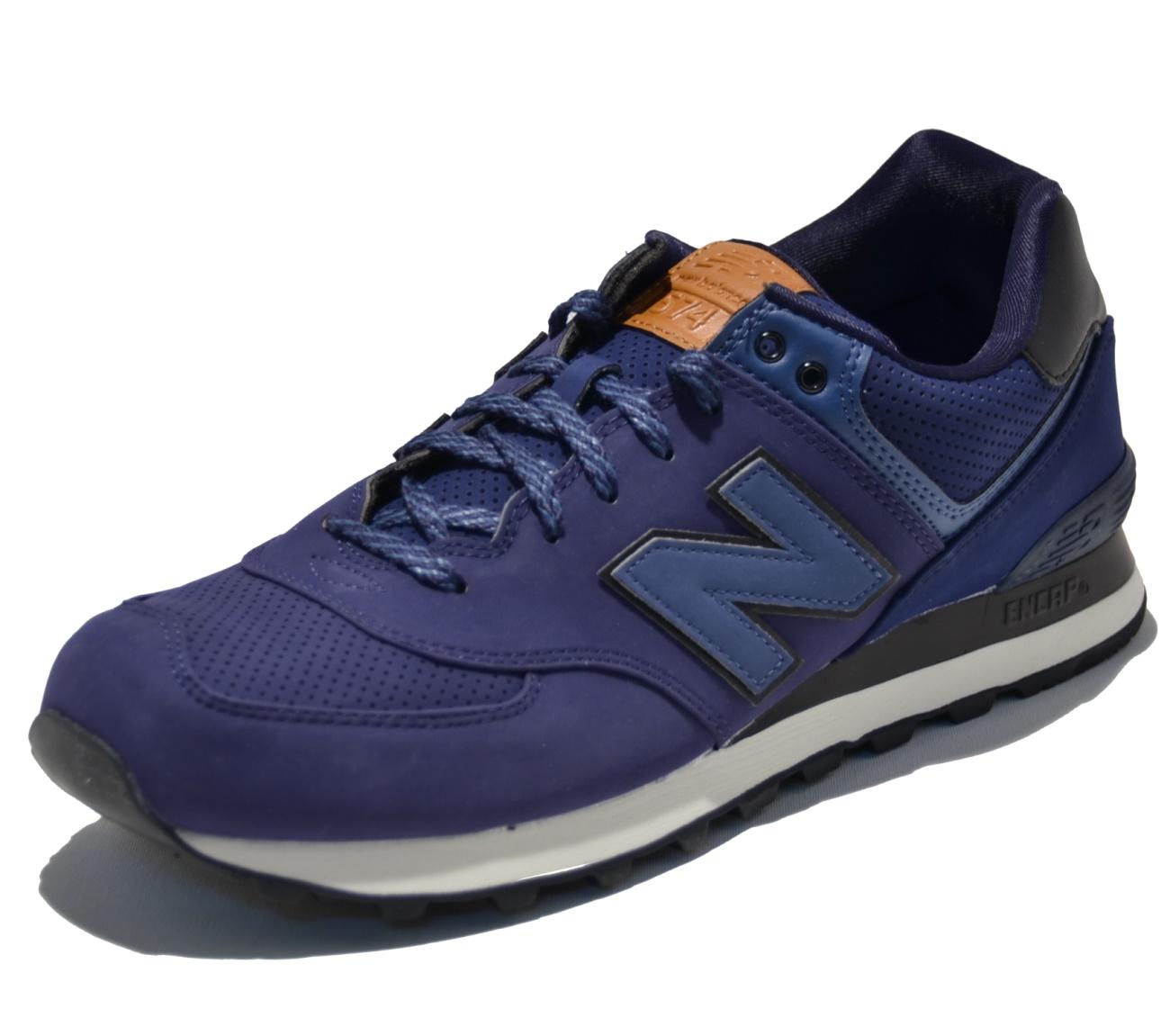 5a3e7a95250c4c New Balance Laufschuhe ML574GPF dunkelblau - New Balance New Balance ...