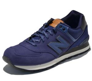 New Balance Laufschuhe ML574GPF dunkelblau