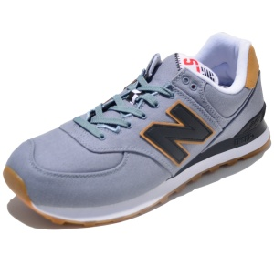 New Balance Classic Laufschuhe ML574YLD in Farbe grau