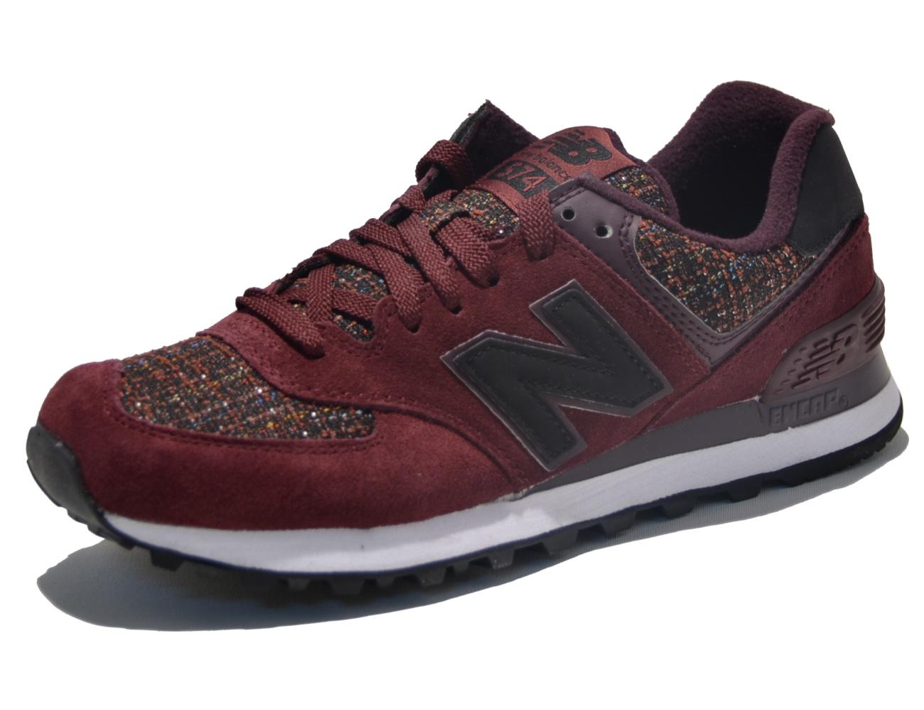 New Balance Damen-Laufschuh WL574DCX