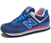 New Balance Damen-Laufschuh WL574MOY