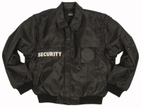 Security Jacke / Weste