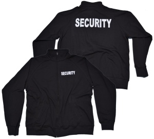 Sweatjacke Security K40 G22