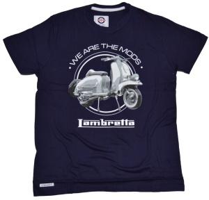 Lambretta Scooter T-Shirt
