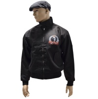 Harrington Jacke Oi Skinhead proud & strong K9