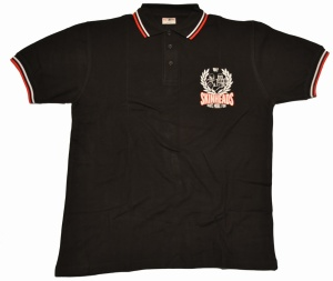 Poloshirt Skinheads Have More Fun K45