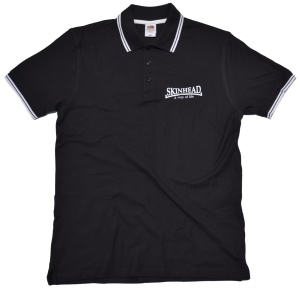 Polo-Shirt Skinhead a Way of Life K27