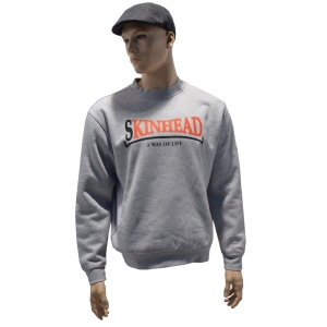 Sweatshirt Skinhead A Way Of Life G105