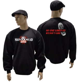 Sweat Skinhead Working Class G506-G508