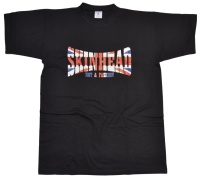 T-Shirt Skinhead Not A Fashion G1