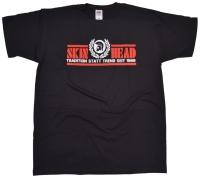 T-Shirt Skinhead Tradition statt Trend seit 1969