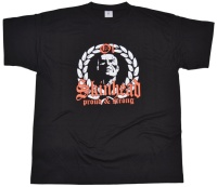 T-Shirt Oi Skinhead proud & strong G507