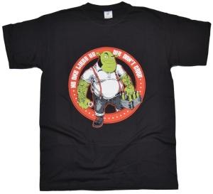 T-Shirt No One Likes Us