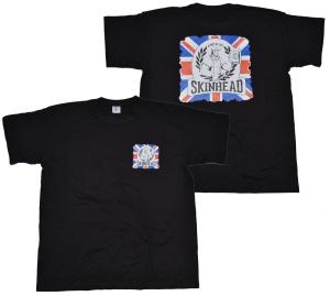 T-Shirt Skinhead A Way Of Life Union Jack G514 K34