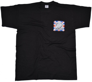 T-Shirt Skinhead A Way Of Life Union Jack K34