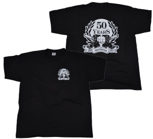 T-Shirt 50 Years Skinhead II K57 G427