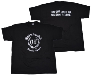 T-Shirt Skinheads Parole Spaß II G501 G97