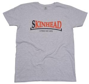T-Shirt Skinhead A Way Of Life G105