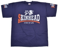 T-Shirt Skinhead A Way Of Life