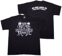 T-Shirt Punks and Skins united