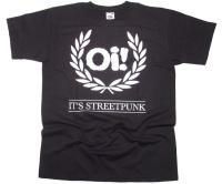 T-Shirt OI its Streetpunk