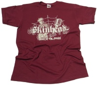 T-Shirt Skinhead Rock N Roll