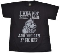 T-Shirt Pitbullfarm Keep Calm