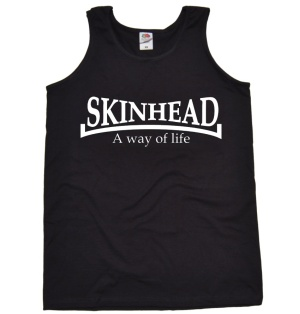 Tank Top Skinhead A Way of Life G37