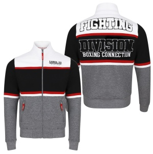 Boxing Connection Label 23 Trainingsjacke Fighting Division
