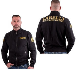 Boxing Connection Label 23 Sweatjacke Edition 2016