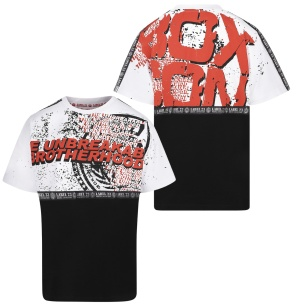 Boxing Connection Label 23 T-Shirt Unbreakable