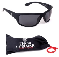 Thor Steinar Sonnenbrille Geilo I mattschwarz