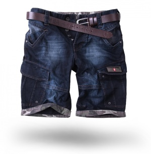 Thor Steinar Jeansshorts Sordal