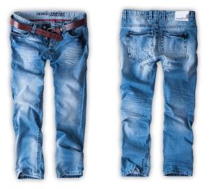 Thor Steinar Jeanshose Esben Länge 32 110016130 der Gürtel ist nur Deko und gehört nicht zum Angebot