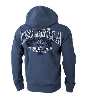 Thor Steinar Kapuzenjacke Walhalla II