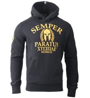 Thor Steinar Kapuzensweatshirt Semper Paratus