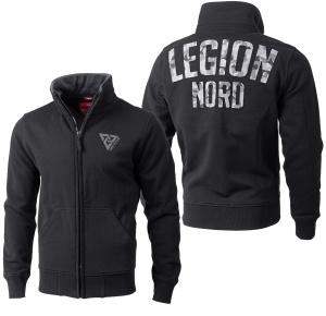 Thor Steinar Sweatjacke Legion Nord