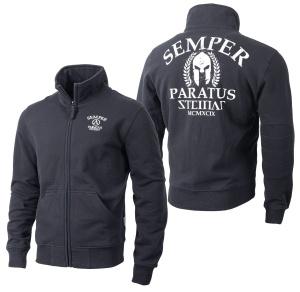 Thor Steinar Sweatjacke Semper Paratus