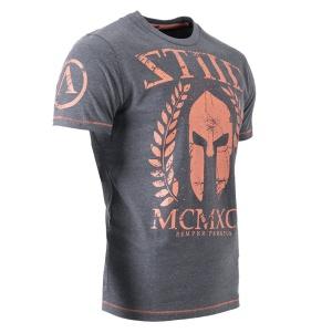 Thor Steinar T-Shirt Semper Paratus fällt klein aus